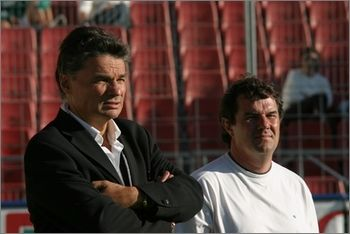 Michel Jestin et Thierry Goudet confiants à l'entame de cette nouvelle saison