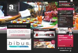 Site internet de l'Atelier du club - Salle de réception et de séminaire à Brest - Finistère
