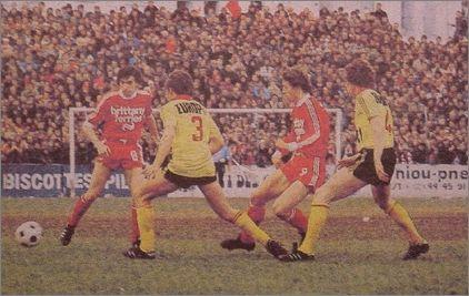 Brest - Lens : 3-1