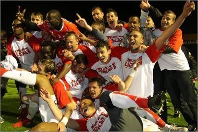 Brest monte en Ligue 1
