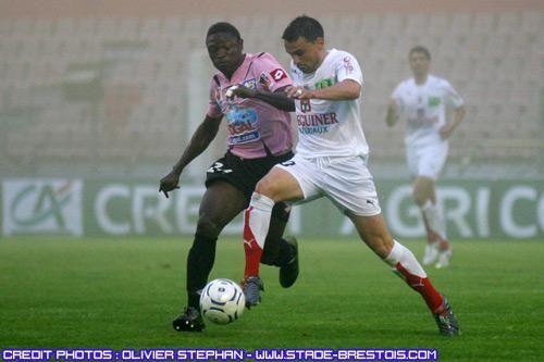 En battant Angers lors de la 1ère journée, François Masson et les Brestois ont parfaitement lancé leur saison