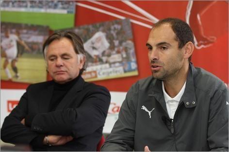 Michel Guyot choisit Gérald Baticle comme entraîneur